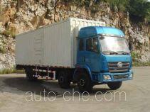 FAW Liute Shenli LZT5251XXYPK2E3L8T3A95 cabover box van truck