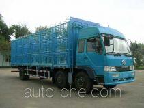 柳特神力牌LZT5252CCQPK2E3L10T3A95型畜禽运输车