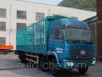 FAW Liute Shenli LZT5253CXYPK2E3L10T3A95 бескапотный грузовик с решетчатым тент-каркасом