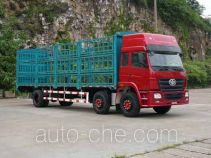 FAW Liute Shenli LZT5255CCQPK2E3L10T3A90 cabover livestock transport truck