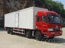 FAW Liute Shenli LZT5270XXYPK2E3L11T2A90 cabover box van truck