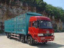 FAW Liute Shenli LZT5310CCQPK2E3L11T2A90 cabover livestock transport truck