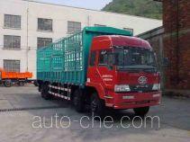 FAW Liute Shenli LZT5310CXYPK2E3L11T2A90 бескапотный грузовик с решетчатым тент-каркасом