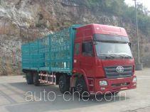 FAW Liute Shenli LZT5311CCQPK2E3L11T2A90 cabover livestock transport truck