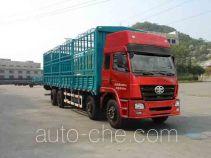 FAW Liute Shenli LZT5311CXYPK2E3L11T2A90 бескапотный грузовик с решетчатым тент-каркасом