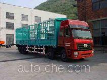 FAW Liute Shenli LZT5312CXYP2K2E3L11T4A92 бескапотный грузовик с решетчатым тент-каркасом