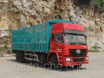 FAW Liute Shenli LZT5312CXYPK2E3L11T2A90 бескапотный грузовик с решетчатым тент-каркасом