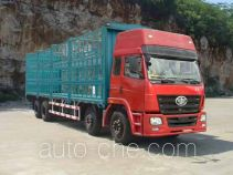 FAW Liute Shenli LZT5315CCQPK2E3L11T4A95 cabover livestock transport truck