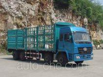 FAW Liute Shenli LZT5313CCQPK2E3L11T2A90 cabover livestock transport truck