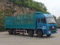 FAW Liute Shenli LZT5313CXYPK2E3L11T2A90 бескапотный грузовик с решетчатым тент-каркасом