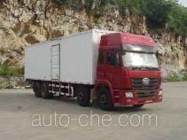 FAW Liute Shenli LZT5315XXYPK2E3L11T4A95 cabover box van truck