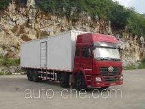 FAW Liute Shenli LZT5313XXYP2K2E3L11T4A92 cabover box van truck