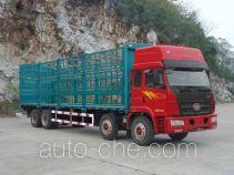 柳特神力牌LZT5314CCQPK2E4L11T4A92型畜禽运输车