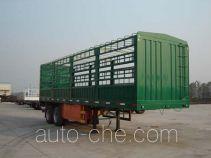 FAW Liute Shenli LZT9191CXYA90 stake trailer