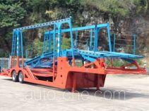 FAW Liute Shenli LZT9200TCLA91 vehicle transport trailer