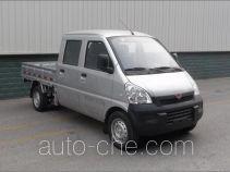 Wuling LZW1029SBCYA crew cab cargo truck