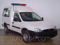 Wuling LZW5020XQCD prisoner transport vehicle