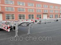 Lusi MBS9400TJZLH aluminium container trailer