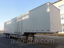 Lusi MBS9401XXYLH aluminium box van trailer
