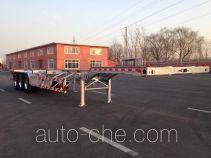 Lusi MBS9408TJZLH aluminium container trailer