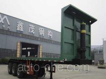 Jiyun flatbed dump trailer