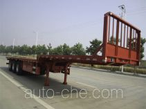 Jiyun flatbed trailer