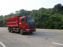 凌扬牌MD5250ZLJHL型自卸式垃圾车