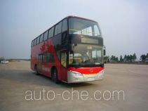 Mudan MD6110ADR double decker city bus