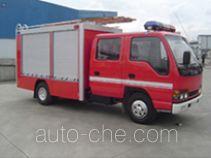 Zhenxiang MG5050GXFSG10 fire tank truck