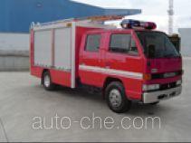 Zhenxiang MG5050GXFSG10A fire tank truck