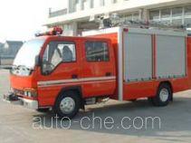 振翔牌MG5050TXFJY30型抢险救援消防车