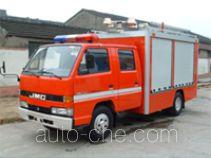 振翔牌MG5050TXFJY30A型抢险救援消防车