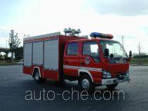 振翔牌MG5050TXFJY35型抢险救援消防车
