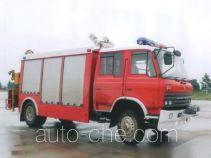 振翔牌MG5100TXFJY55型抢险救援消防车