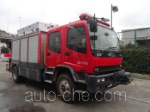 Zhenxiang MG5110TXFJY75/CQ fire rescue vehicle