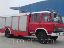 Zhenxiang MG5130GXFPM45 foam fire engine