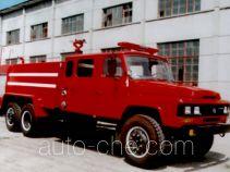 Zhenxiang MG5130GXFSG55 fire tank truck