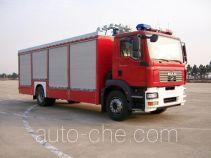 Zhenxiang MG5150TXFGQ66M gas fire engine