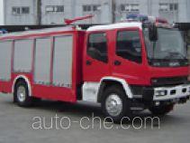 Zhenxiang MG5160GXFAP45 foam fire engine