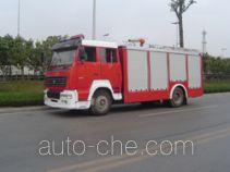 Zhenxiang MG5160GXFPM55 foam fire engine