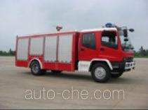Zhenxiang MG5160GXFSG55AX fire tank truck