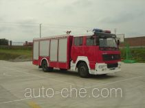 Zhenxiang MG5160GXFSG55X fire tank truck