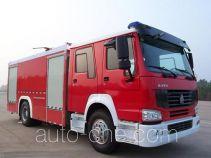 Zhenxiang MG5190GXFPM80 foam fire engine