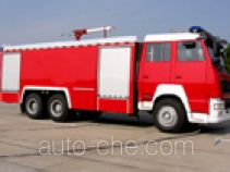 Zhenxiang MG5250GXFPM110X foam fire engine