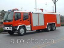 Zhenxiang MG5250GXFPM120 foam fire engine