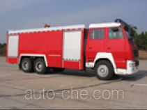 Zhenxiang MG5250GXFSG110X fire tank truck