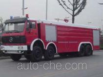 Zhenxiang MG5310GXFPM160 foam fire engine