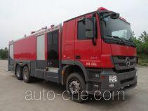 Zhenxiang MG5310GXFPM160/B foam fire engine