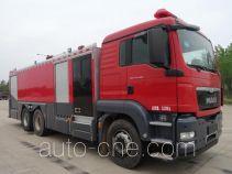Zhenxiang MG5310GXFPM160/M foam fire engine