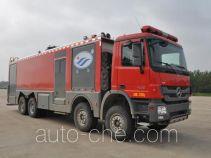 Zhenxiang MG5370GXFSG180 fire tank truck